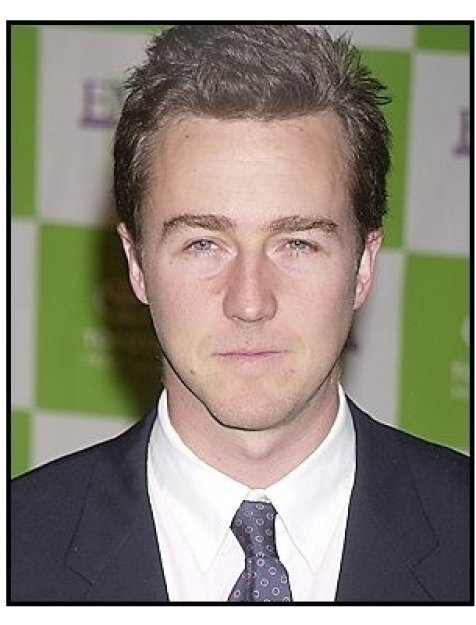 Edward Norton at the 13th Annual Environmental Media Awards