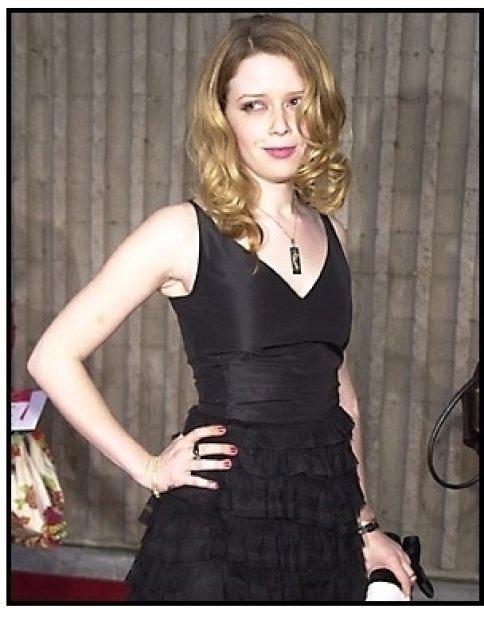 Natasha Lyonne at the Scary Movie 2 premiere