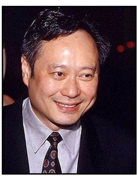 Ang Lee at the Crouching Tiger, Hidden Dragon Premiere