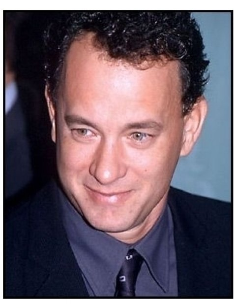 Tom Hanks at the 2000 Premiere Magazine Icon Awards