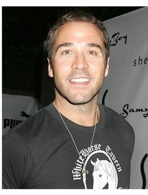 Jeremy Piven at the Puma Bodywear Launch Party