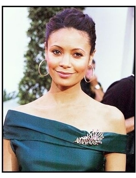 """Thandie Newton at """"The Chronicles of Riddick"""" Premiere"""