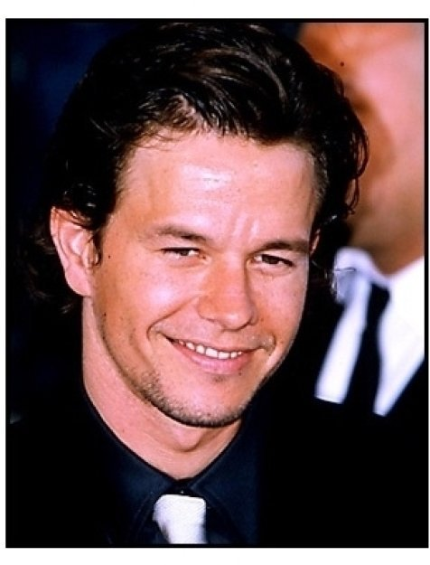 "Mark Wahlberg at the ""Perfect Storm"" Premiere"