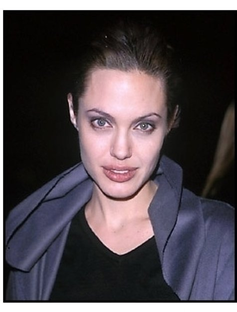 Angelina Jolie at the Girl Interrupted premiere