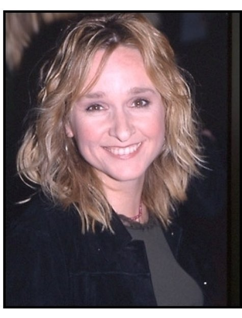 Melissa Etheridge at the Proof of Life premiere