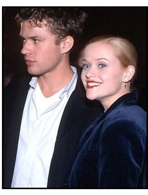 Reese Witherspoon and Ryan Phillippe at the Little Nicky premiere