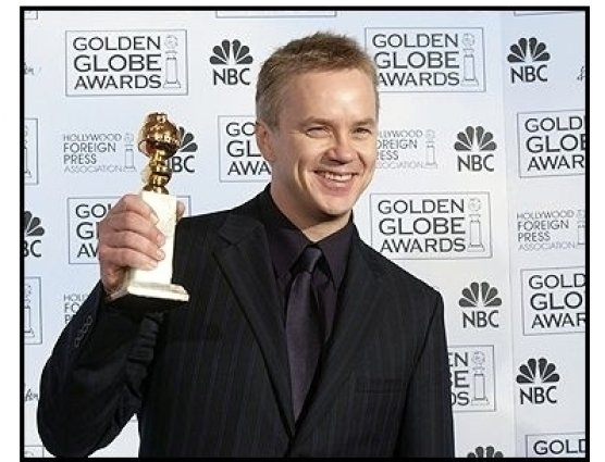 61st Annual Golden Globe Awards--Backstage--Tim Robbins--HFPA--ONE TIME USE ONLY