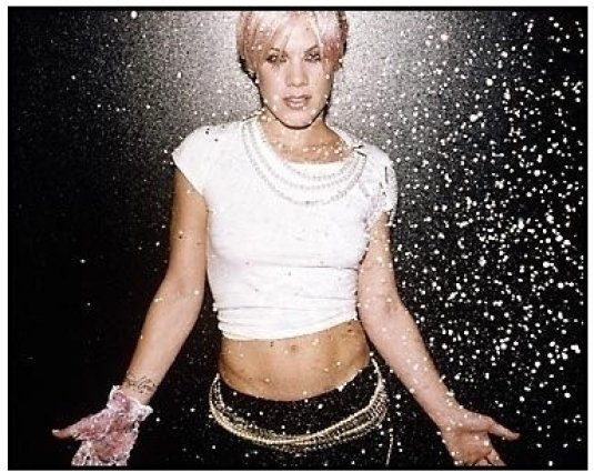 The 2001 Billboard Music Awards: Pink
