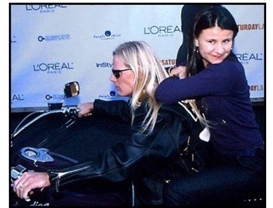 Tracey Ullman at the Super Saturday L.A.