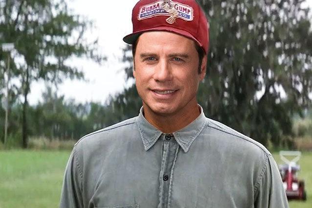 John Travolta, Forest Gump