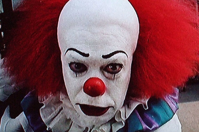 Tim Curry, Pennywise
