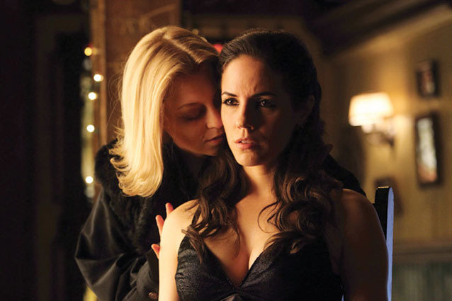 Anna Silk, Lost Girl
