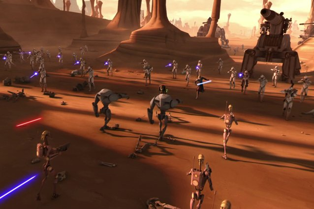 Geonosis, Star Wars