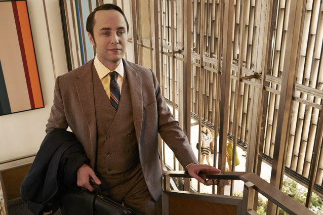 Mad Men, Vincent Kartheiser