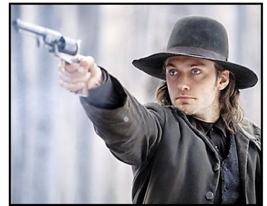 """Cold Mountain"" Movie Still: Jude Law"