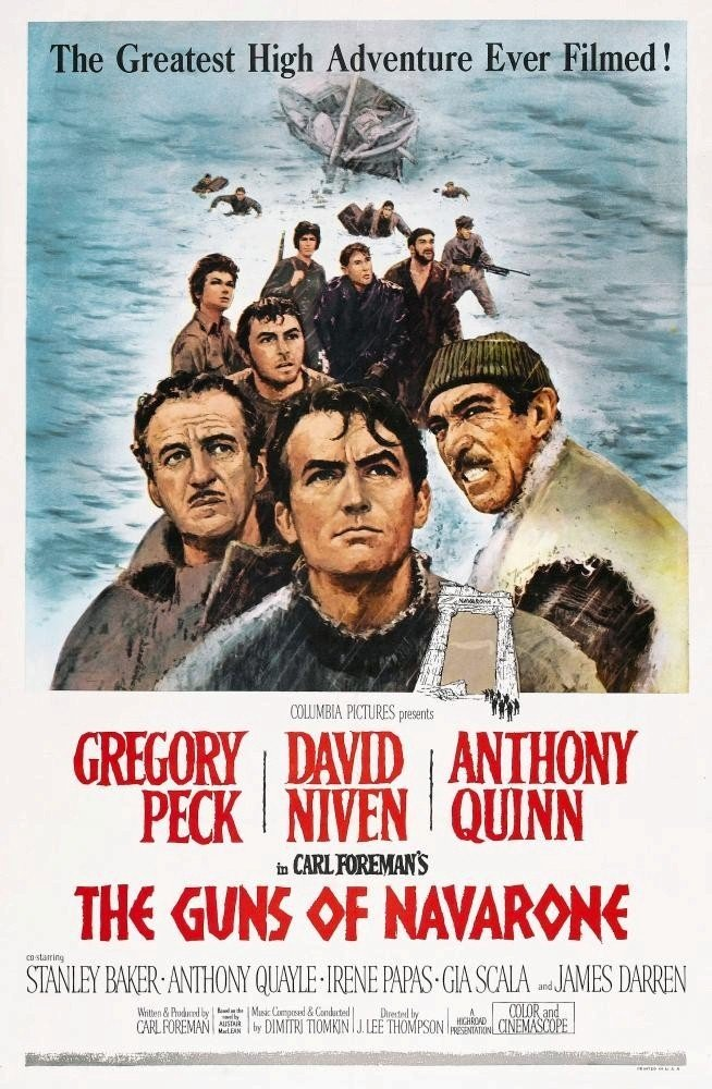 Guns of Navarone