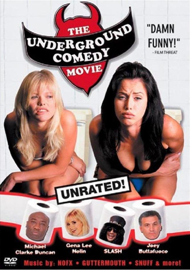Underground Comedy Movie