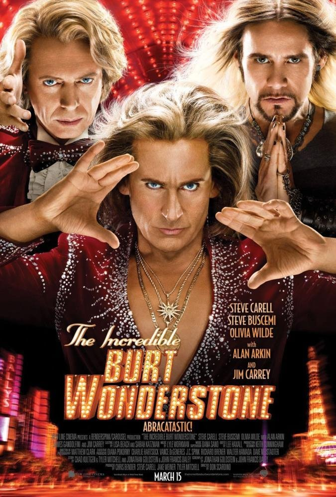 Incredible Burt Wonderstone