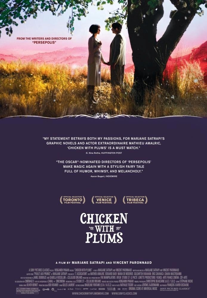Chicken with Plums